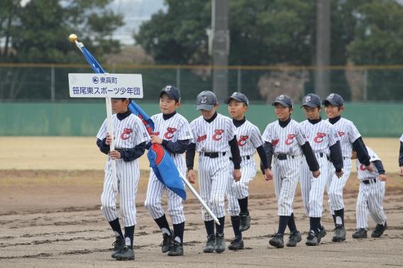 第27回東員町長旗ジュニア野球大会!!